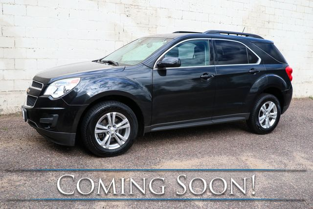 2014 Chevrolet Equinox LT AWD SUV w/Backup Cam, Touchscreen Audio, Remote Start and Tow Hitch