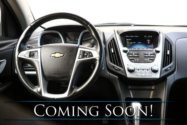 2014 Chevrolet Equinox LT AWD SUV w/Backup Cam, Touchscreen Audio, Remote Start and Tow Hitch in Eau Claire, Wisconsin 54703