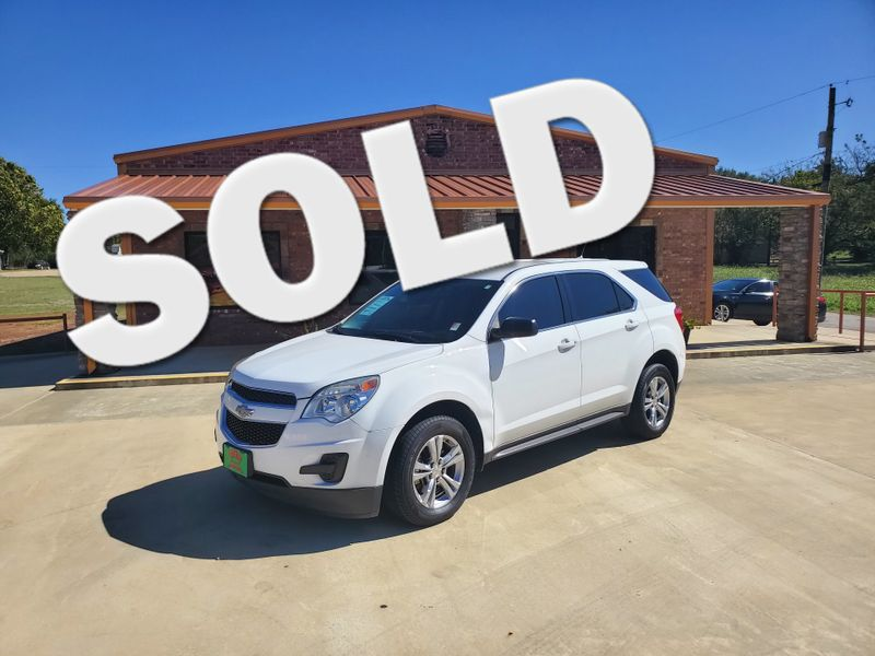 2014 Chevrolet Equinox LS | Gilmer, TX | Win Auto Center, LLC in Gilmer TX