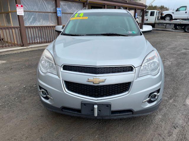 2014 Chevrolet Equinox LT Hoosick Falls, New York 1
