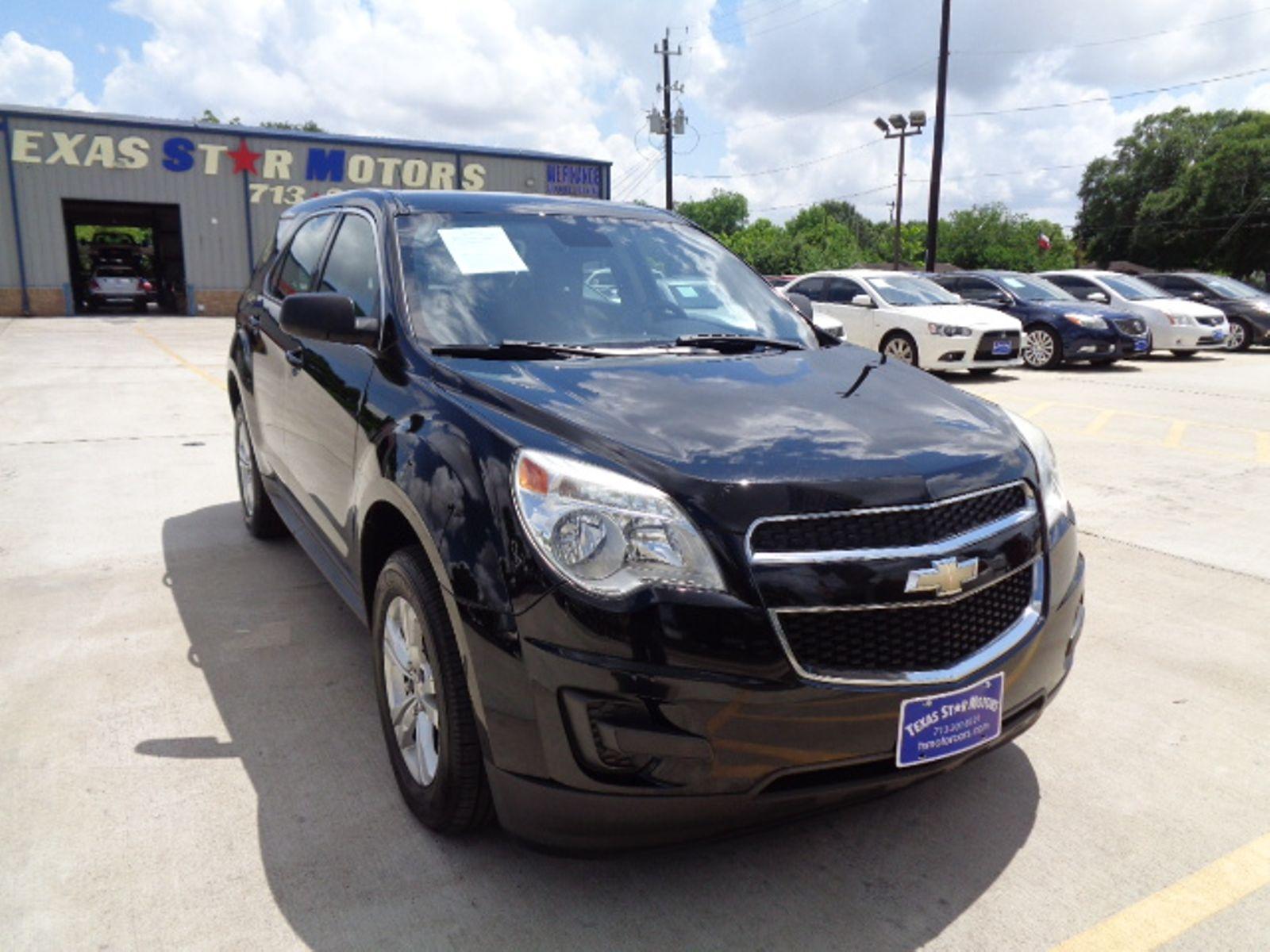 2014 Chevrolet Equinox LS city TX Texas Star Motors