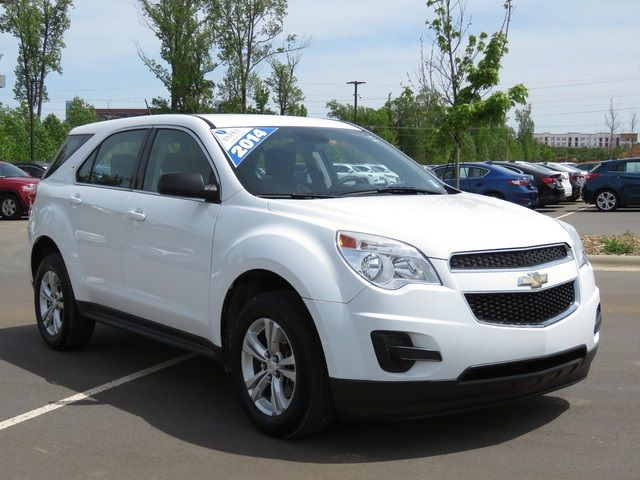 2014 Chevrolet Equinox LS