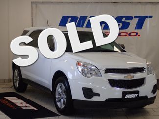 2014 Chevrolet Equinox LS Lincoln, Nebraska