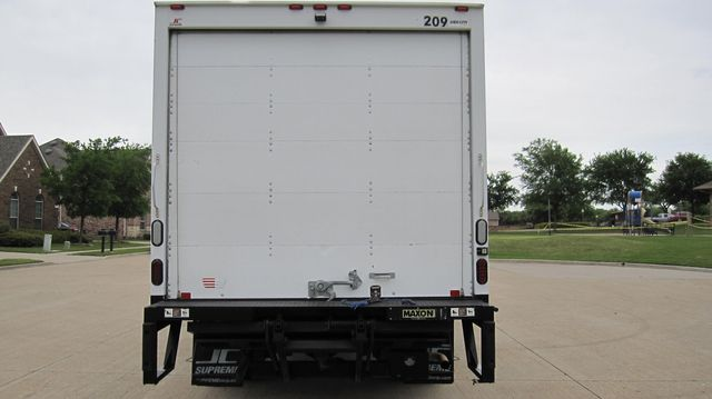 2014 Chevrolet Express 14' Cutaway Delivery Moving Straight Box Truck W/ Maxon Liftgate Irving, Texas 19