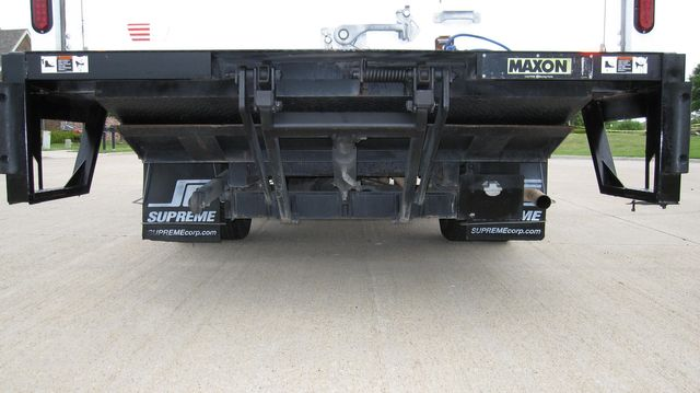 2014 Chevrolet Express 14' Cutaway Delivery Moving Straight Box Truck W/ Maxon Liftgate Irving, Texas 21