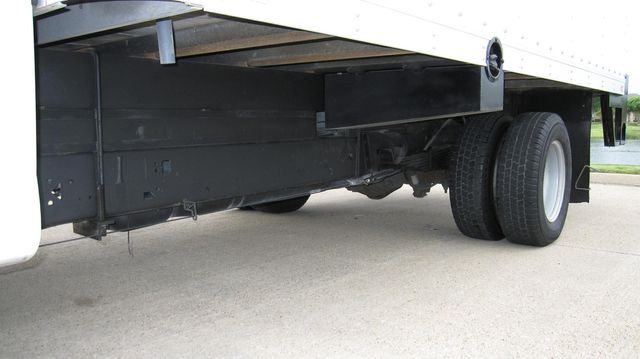 2014 Chevrolet Express 14' Cutaway Delivery Moving Straight Box Truck W/ Maxon Liftgate Irving, Texas 64