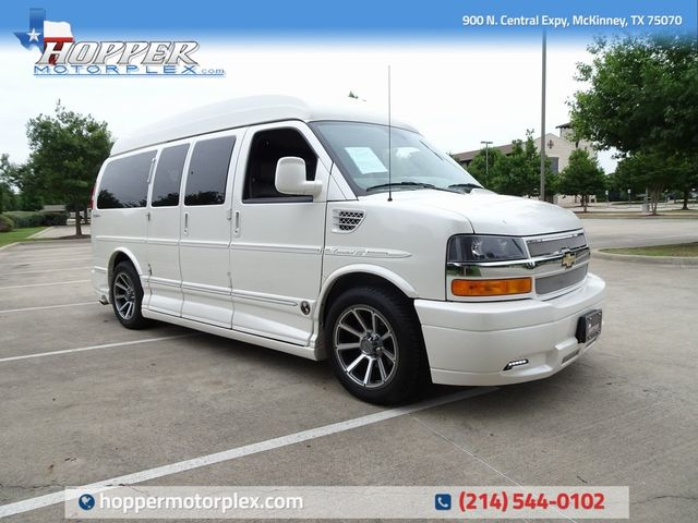 2014 Chevrolet Express 1500 EXPLORER CONVERSION Passenger