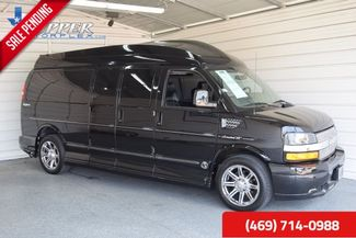 2014 Chevrolet Express 2500 LT Passenger in McKinney Texas, 75070