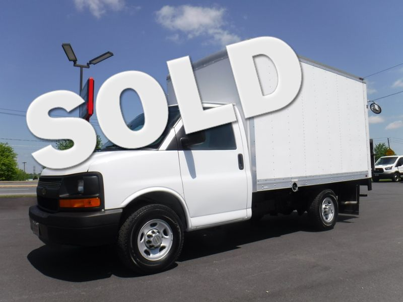 2014 Chevrolet Express 3500 12FT Box with Lift Gate in Ephrata PA