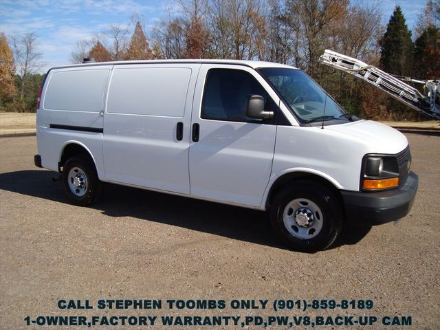 2014 Chevrolet Express Cargo Van 2500 FACTORY WARRANTY, 1-OWNER, PD, PW, V8, B.U. CAMERA in Memphis, Tennessee 38115