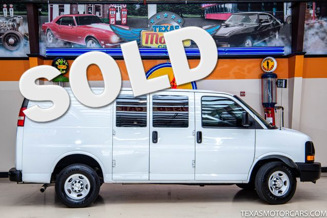 2014 Chevrolet Express Cargo Van in Addison, Texas 75001