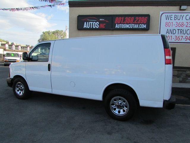 2014 Chevrolet Express Cargo Van in American Fork, Utah 84003