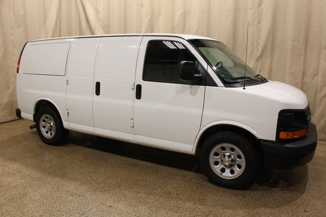 2014 Chevrolet Express Cargo Van power access panel van AWD VAN