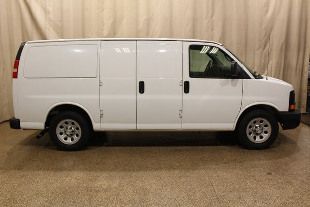 2014 Chevrolet Express Cargo Van power access panel van AWD VAN in Roscoe IL, 61073