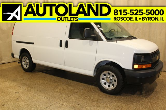 2014 Chevrolet Express Cargo Van awd awd