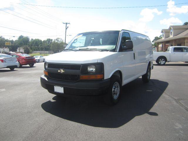 2014 Chevrolet Express Cargo Van Batesville, Mississippi 3