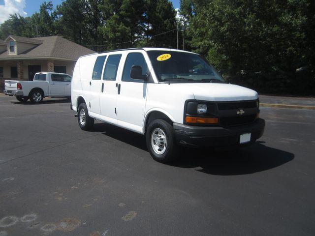 2014 Chevrolet Express Cargo Van Batesville, Mississippi 2