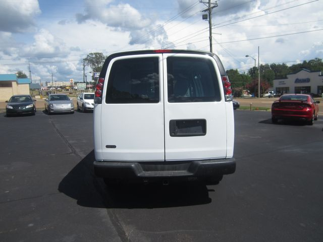 2014 Chevrolet Express Cargo Van Batesville, Mississippi 5