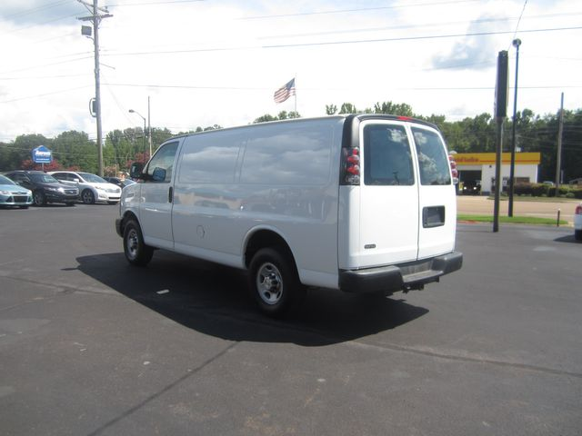 2014 Chevrolet Express Cargo Van Batesville, Mississippi 6