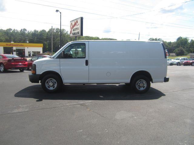 2014 Chevrolet Express Cargo Van Batesville, Mississippi 1