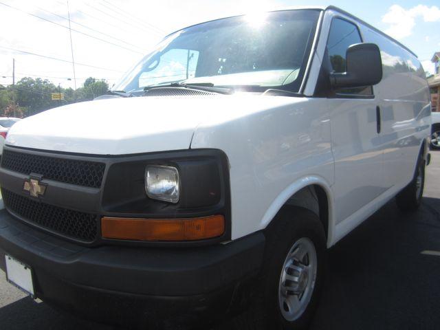 2014 Chevrolet Express Cargo Van Batesville, Mississippi 9