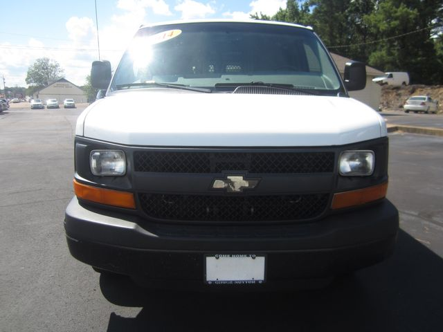2014 Chevrolet Express Cargo Van Batesville, Mississippi 10