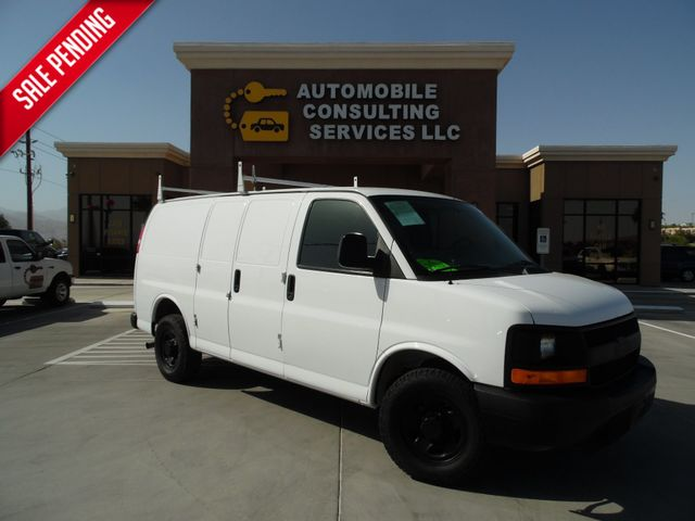 2014 Chevrolet Express Cargo Van in Bullhead City Arizona, 86442-6452