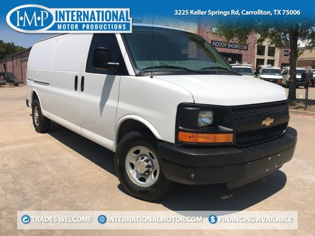 2014 Chevrolet Express Cargo Van in Carrollton, TX 75006