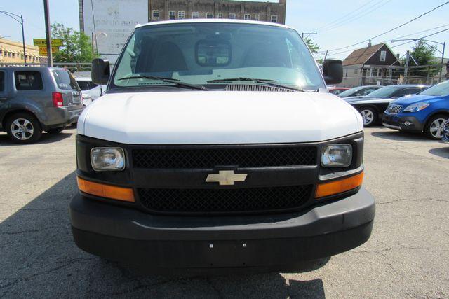 2014 Chevrolet Express Cargo Van Chicago, Illinois 1