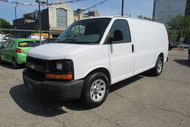 2014 Chevrolet Express Cargo Van Chicago, Illinois 2