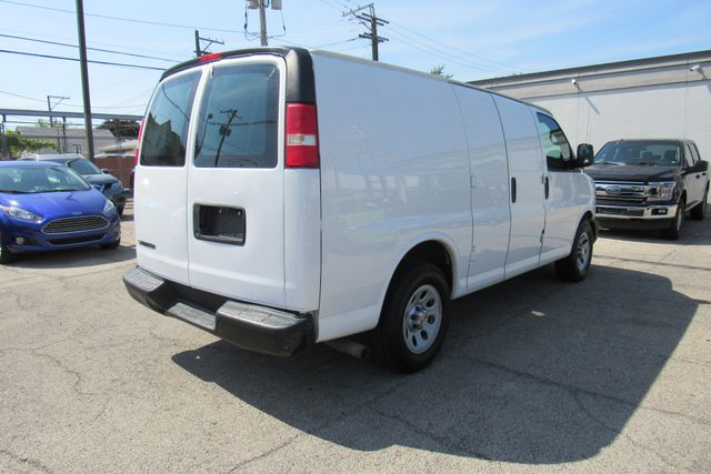 2014 Chevrolet Express Cargo Van Chicago, Illinois 6