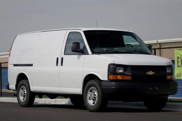 2014 Chevrolet Express Cargo Van 2500 Cargo One Owner 51 Service Records Texas Van in Dallas, Texas 75220