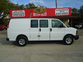 2014 Chevrolet Express Cargo Van cargo van   Fort Worth, TX   Cornelius Motor Sales in Fort Worth TX