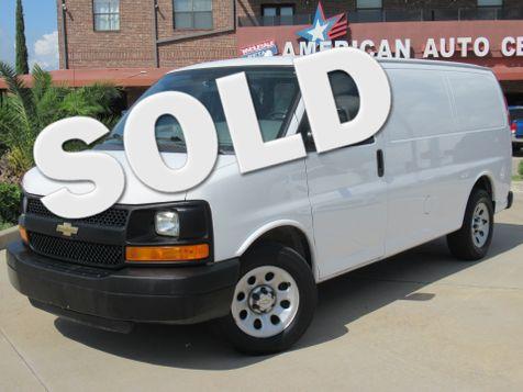 2014 Chevrolet Express Cargo Van G1500 | Houston, TX | American Auto Centers in Houston, TX