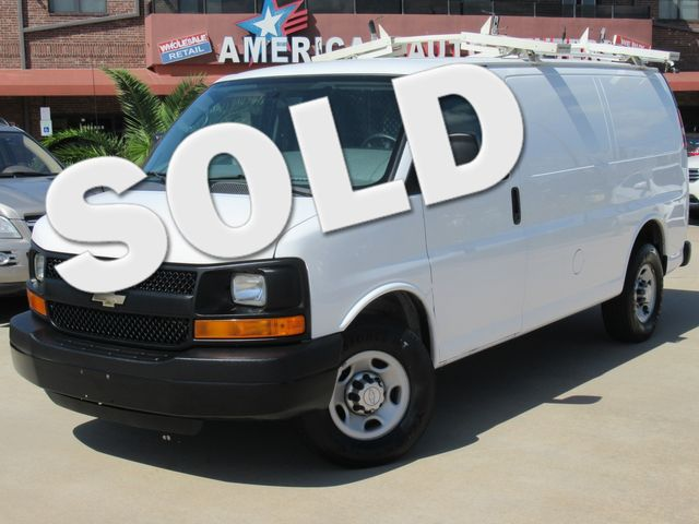 2014 Chevrolet Express Cargo Van G2500   Houston, TX   American Auto Centers in Houston TX