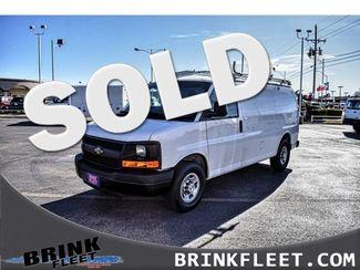 2014 Chevrolet Express Cargo Van RWD 2500 135 | Lubbock, TX | Brink Fleet in Lubbock TX