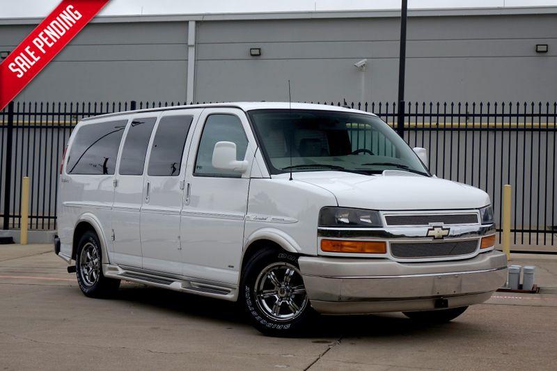 2014 Chevrolet Express Explorer Conversion Upfitter*Explorer Conversion Van | Plano, TX | Carrick's Autos in Plano TX