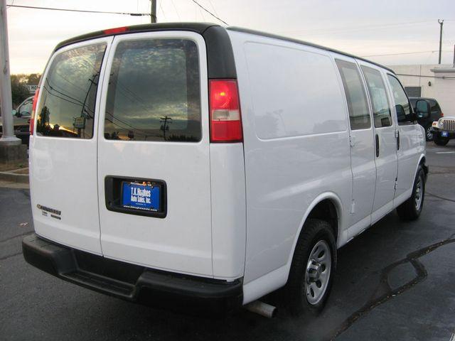 2014 Chevrolet Express Cargo Van Richmond, Virginia 5