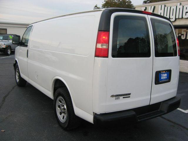 2014 Chevrolet Express Cargo Van Richmond, Virginia 7