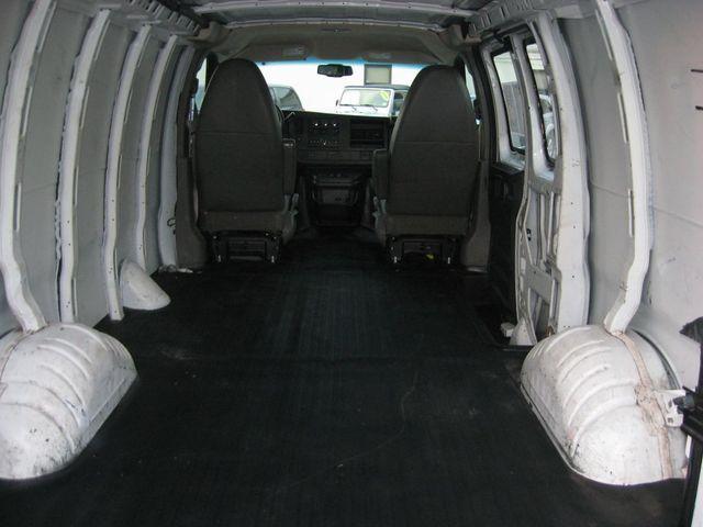 2014 Chevrolet Express Cargo Van Richmond, Virginia 14