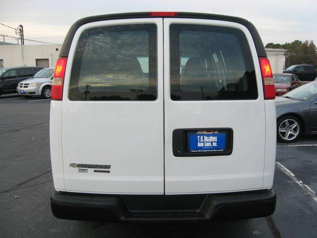 2014 Chevrolet Express Cargo Van Richmond, Virginia 6