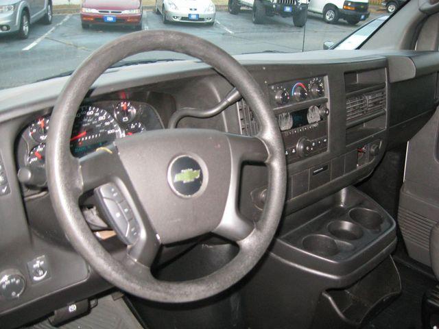 2014 Chevrolet Express Cargo Van Richmond, Virginia 8