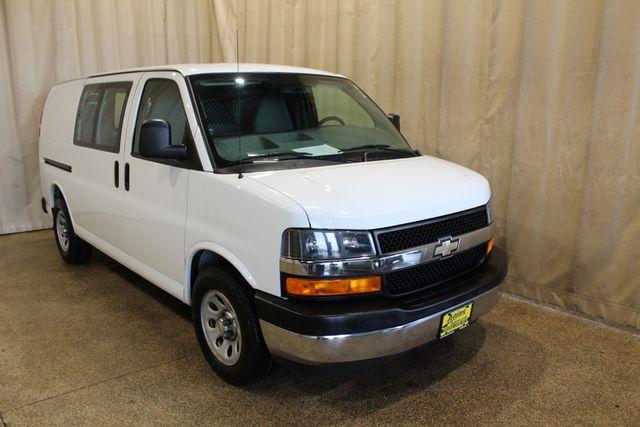 2014 Chevrolet Express Cargo Van AWD