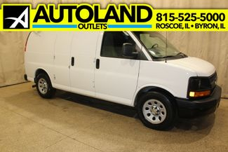 2014 Chevrolet Express Cargo Van AWD in Roscoe, IL 61073