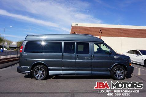 2014 Chevrolet Express Cargo Van Upfitter Explorer Limited SE High Top Conversion Van WOW | MESA, AZ | JBA MOTORS in MESA, AZ