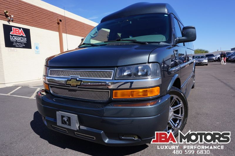 2014 Chevrolet Express Cargo Van Upfitter Explorer Limited SE High Top Conversion Van WOW | MESA, AZ | JBA MOTORS in MESA AZ
