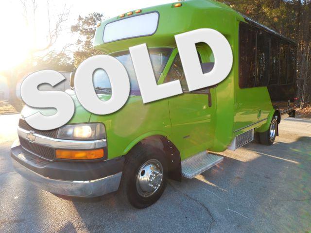 2014 Chevrolet Express Commercial Cutaway Diesel Snellville , GA