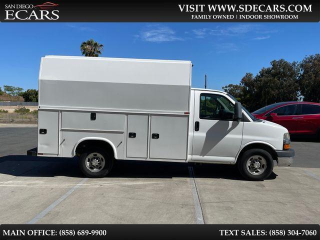 2014 Chevrolet Express Commercial Plumber Van in San Diego, CA 92126