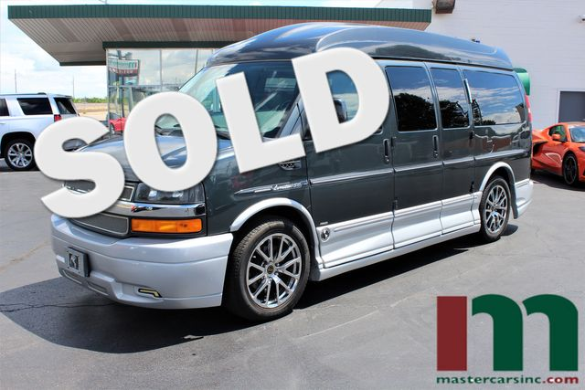 2014 Chevrolet Express Explorer Conversion Van High Top | Granite City, Illinois | MasterCars Company Inc. in Granite City Illinois