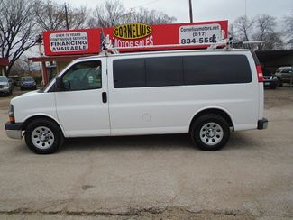 2014 Chevrolet Express Passenger cargo LT | Fort Worth, TX | Cornelius Motor Sales in Fort Worth TX